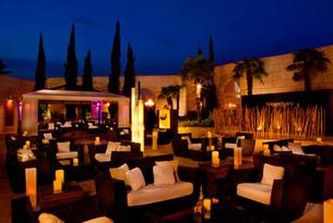 The Sanctuary Lounge (Courtesy of StarwoodHotels.Com)