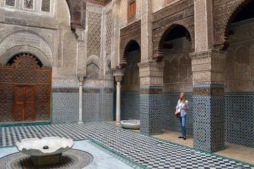 Bou Inania Mosque